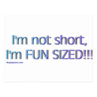 short_funsize post cards