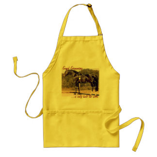 Short Grooming Apron