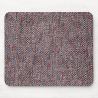 Short length brown furniture cover mouse pad