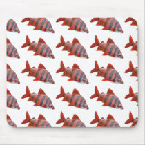 Short nose Crown tetra- mouse pad, No.07 Mouse Pad