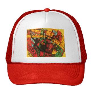 short sellers trucker hat