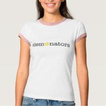 Short Sleeve Womens Elemonators Team Shirt