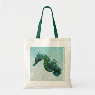 Short-Snouted Seahorse   Crimea, Russia Tote Bag