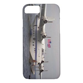 Short, Sunderland, WWII_Classic Aviation iPhone 8/7 Case