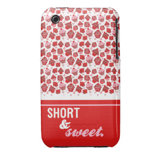 Short & Sweet iPhone 3 Cases
