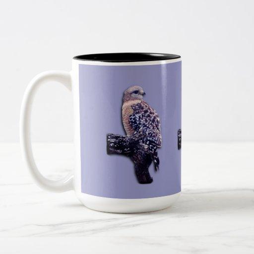 Short-tail Hawk Mug