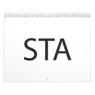 Short Term Attitude.ai Calendar