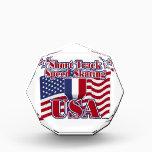 """Short Track Speed Skating USA Award<br><div class=""""desc"""">Short Track Speed Skating USA</div>"""
