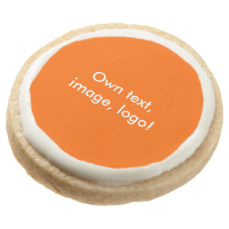 Shortbread Cookies uni Orange