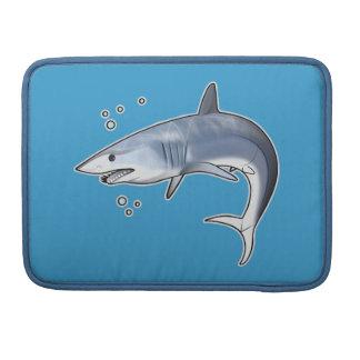 Shortfin Mako Shark MacBook Pro Sleeve