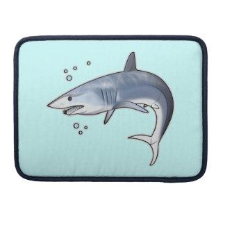 Shortfin Mako Shark Sleeve For MacBooks