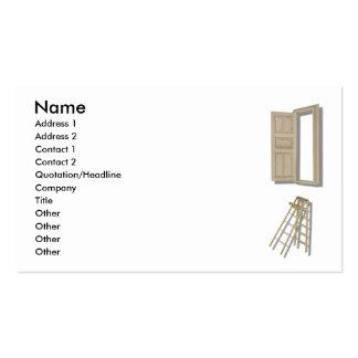 ShortOfGoal083010 Name Address 1 Address 2 Business Card Template
