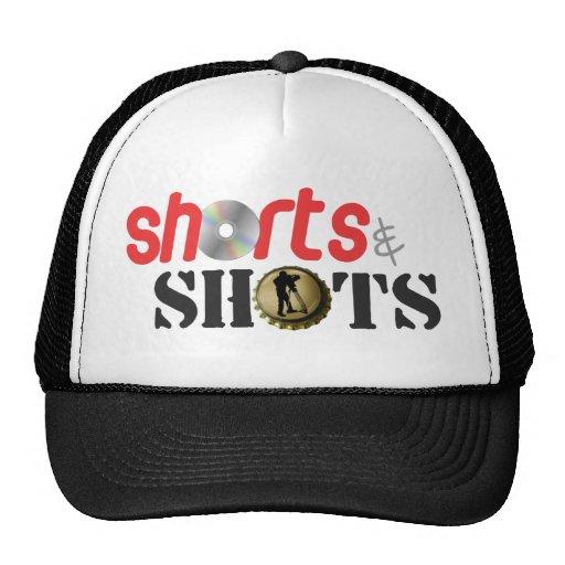 Shorts & Shots Mesh Hat