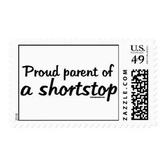 Shortstop Proud Parents Stamps