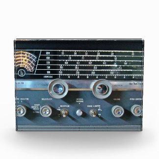 Shortwave Ham Radio Receiver Award