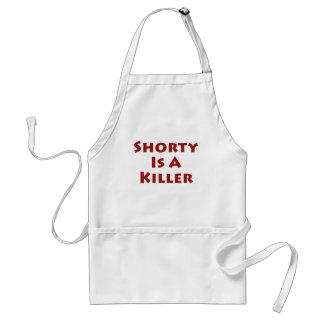 ¡Shorty es un asesino! Delantal