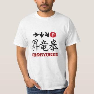 shoryuken ★kanji★ tee shirt