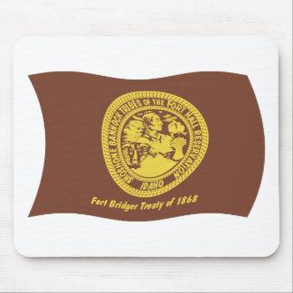 Shoshone Bannock Tribes Flag Mousepad
