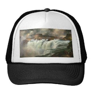 Shoshone Falls on the Snake River - 1900 Hats