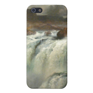 Shoshone Falls on the Snake River - 1900 iPhone 5 Covers