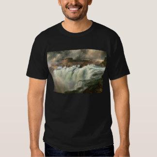 Shoshone Falls on the Snake River - 1900 Tee Shirt