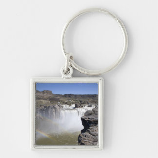 Shoshone Falls on the Snake River in Twin Falls, Keychain