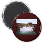 Shoshone Falls Snake River Idaho Fridge Magnet