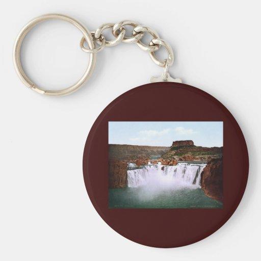 Shoshone Falls Snake River Idaho Key Chains