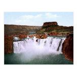 Shoshone Falls Snake River Idaho Postcard
