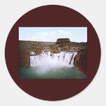 Shoshone Falls Snake River Idaho Sticker