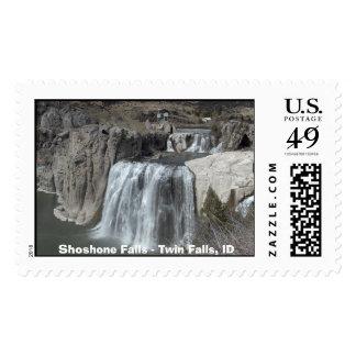 Shoshone Falls - Twin Falls, ID Postage