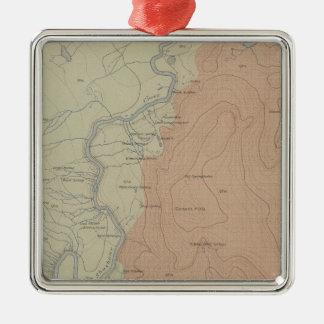 Shoshone Geyser Basin Ornaments