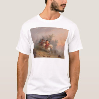 Shoshoni Indians (1069A) T-Shirt