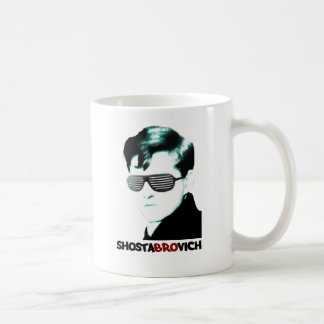 Shostabrovich Coffee Mug