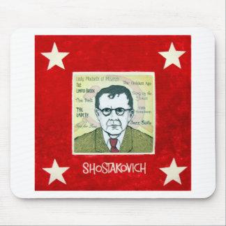 Shostakovich Mouse Pad