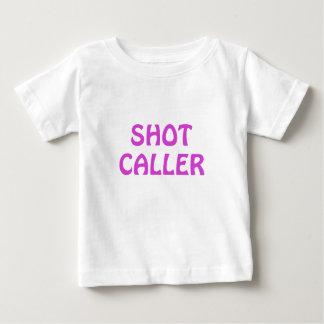 Shot Caller Infant T-shirt