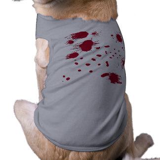 Shot Dog Pet Tshirt