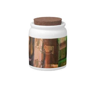 Shot Glass Candy Jar