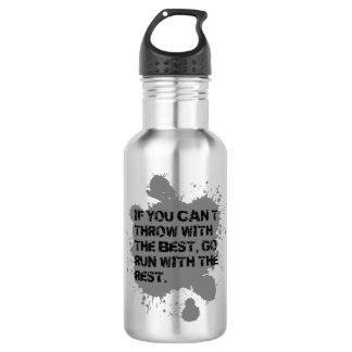 Shot Put Discus Javelin Hammer Throw Waterbottle Water Bottle
