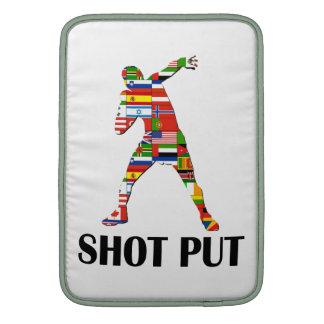 Shot Put MacBook Air Sleeve