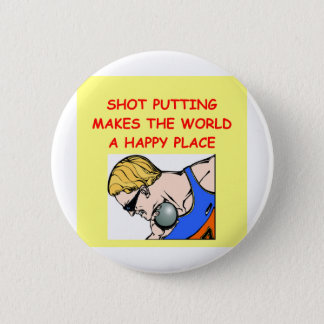 shot put puting putter button