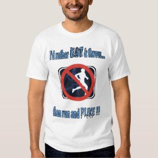 Shot-put throwers t shirt