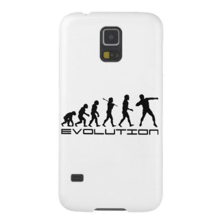 Shot Put Track and Field Sport Evolution Art Galaxy S5 Cases