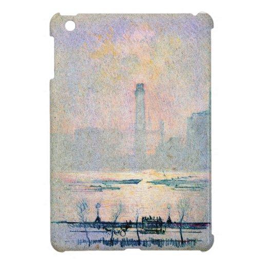 Shot Tower from Embankment 1880 iPad Mini Case
