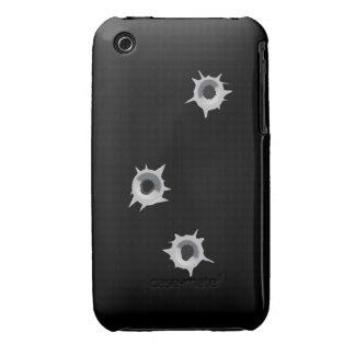 Shot Up Phone iPhone 3 Case