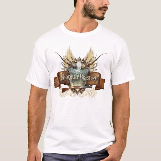Shotgun Blasted T-Shirt