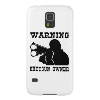 Shotgun Owner Galaxy S5 Case