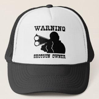 Shotgun Owner Trucker Hat