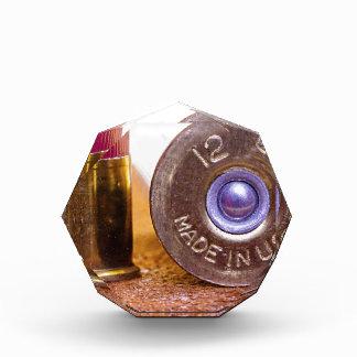 Shotgun Shell Acrylic Award