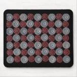 shotgun shells mouse pad